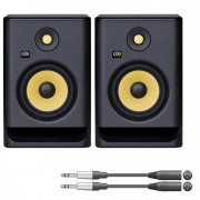 View and buy KRK ROKIT 7 G4 Pair with Cables online
