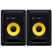 View and buy KRK Rokit Classic 8 Studio Monitor Pair online