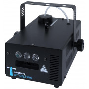 View and buy KAM KSM1100-V2 Horizontal Smoke Machine with LED FX online