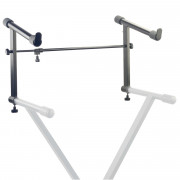 View and buy STAGG KXS-AE Extension Brackets for KXS A-Series Keyboard Stands online