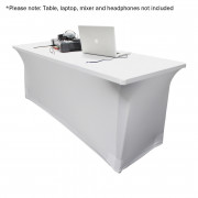 View and buy LEDJ 6FT Table Cover ( LEDJ319 ) online