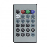 View and buy LEDJ IR Remote for RGBW/RGBA/RGBUV Fixtures ( LEDJ90C ) online