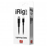 View and buy IK Multimedia 03-90037 iRig Keys Lightning Cable online