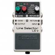 View and buy BOSS LS-2 Line Selector Pedal online