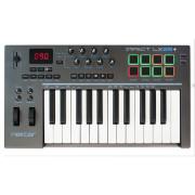 View and buy Nektar Impact LX25+ 25 Key USB MIDI Keyboard online