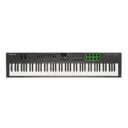 View and buy Nektar Impact LX88+ 88 Key USB MIDI Keyboard online