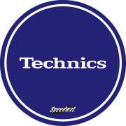 View and buy DMC Technics Speed Slipmats MBSPEED Pair Blue online