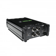 View and buy Mackie MDB-2P Stereo Passive DI Box online
