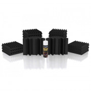 View and buy Universal Acoustics Mercury 1 Room Kit  Charcoal online