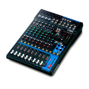 View and buy Yamaha MG12XU 12-Channel Mixing Console With Effects And USB online