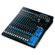 View and buy Yamaha MG16XU 16-channel Mixer w/ SPX Effects & USB Audio Interface online