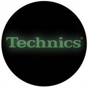 View and buy DMC Technics Glow in the Dark Slipmats MGLOW Pair online