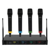 View and buy W AUDIO MIC80 RM Quartet 4 Radio Mic System online