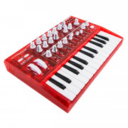 View and buy Arturia MicroBrute Analogue Synth - Limited Edition Red  online