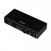 View and buy Arturia Minifuse 2 USB Audio Interface Black online