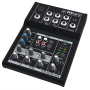 View and buy MACKIE MIX5 Compact Analog Mixer  online