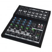View and buy Mackie MIX8 Compact Analog Mixer  online