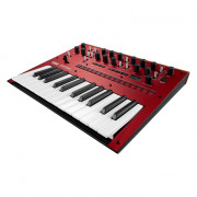View and buy Korg Monologue Monophonic Analogue Synthesizer - Red online