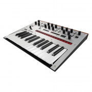 View and buy Korg Monologue Monophonic Analogue Synthesizer - Silver online