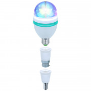 View and buy Kam Moonbulb RGB Rotating Bulb online