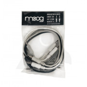 "View and buy MOOG Modular Patch Cables - 12"" (pack of 5) online"