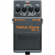 View and buy BOSS MT-2 Metal Zone Pedal online