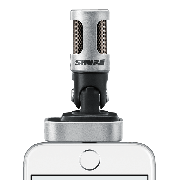 View and buy SHURE MV88 iOS Digital Stereo Condenser Microphone online