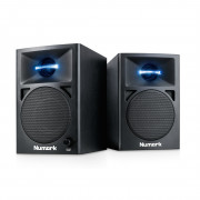 View and buy NUMARK N-Wave 360 Powered Desktop DJ Monitors  online
