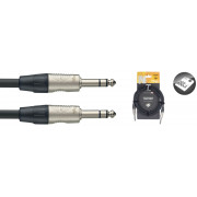 View and buy Stagg NAC1PSR Stereo Minijack Cable 1m online