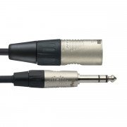View and buy Stagg NAC3PSXMR Balanced Jack to Male XLR Cable 3m online
