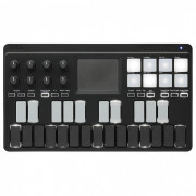 View and buy Korg nanoKEY Studio Mobile MIDI Keyboard Controller online