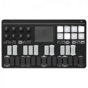 View and buy Korg nanoKEY Studio Mobile MIDI Keyboard Controller online