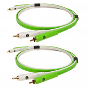View and buy Neo D+ Class B DUO RCA Cable Twin Pack online