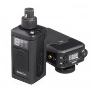 View and buy Rode Newsshooter Kit Wireless XLR Transmitter & Camera-Mount Receiver online