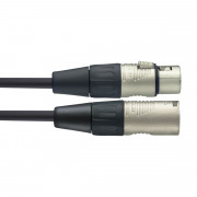 View and buy Stagg NMC3R Microphone Cable 3m online