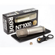 View and buy RODE NT1000 Studio Condenser Microphone  online