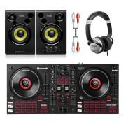 View and buy Numark Mixtrack Platinum FX + Monitor 42 + Headphones online