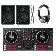 View and buy Numark Mixtrack Pro FX DJ Bundle With CR4-X + Headphones online