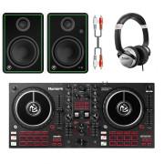 Buy the Numark Mixtrack Pro FX DJ Bundle With CR5-X + Headphones online