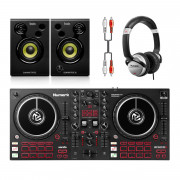 View and buy Numark Mixtrack Pro FX DJ System + Monitor 32 + Headphones online