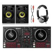 View and buy Numark Mixtrack Pro FX + Monitor 42 + Headphones online
