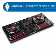 View and buy Numark Mixtrack Platinum FX + Serato DJ Pro Upgrade online
