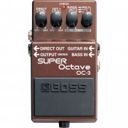 View and buy BOSS OC-3 Super Octave Pedal online