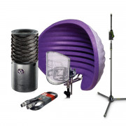 View and buy Aston Origin, Halo Pro & Swiftshield Microphone Bundle 2 online