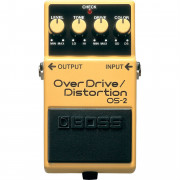 View and buy BOSS OS-2 Overdrive/Distortion Pedal online