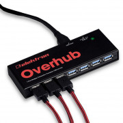 View and buy Elektron Overhub 7-Port USB Hub for Elektron Overbridge online