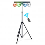 View and buy KAM Partybar Eco Compact LED Bar With Stand And Remote online