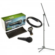 View and buy Shure PGA58-QTR with Microphone Stand online