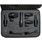 View and buy Shure PGA Drum Microphone Kit 6 online
