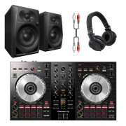 View and buy Pioneer DJ DDJ-SB3 DJ System with HDJ-CUE1 Headphones & Monitors online